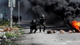 Israel menembak warga penderita bisu tuli dalam bentrokan di Hebron