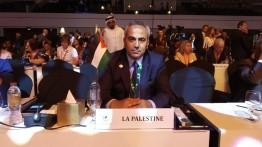 Untuk pertama kali Palestina berpartisipasi dalam sidang Interpol