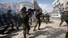 Pasukan Israel bubarkan peringatan 24 tahun pembantaian di Masjid Ibrahimi, Khalil