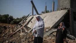 Warga Gaza tuntut percepatan rekonstruksi rumah-rumah korban agresi Israel 2014