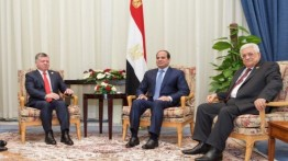 Menteri Mesir, Yordania dan Palestina lakukan pertemuan untuk bahas dukungan terhadap Palestina