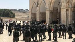 Polisi Israel Kembali Buka Kompleks Masjid Al-Aqsa Pasca Penutupan Sementara