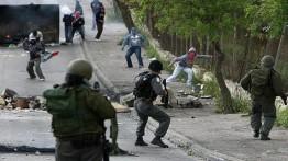 120 warga Palestina luka-luka dalam demonstrasi menentang Donald Trump