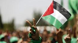 RUU Israel melarang bendera Palestina berkibar dalam demonstrasi
