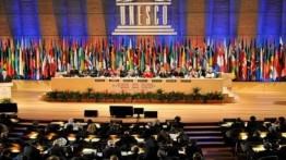 Untuk pertama kali Otoritas Palestina batalkan resolusi mengecam Israel di UNESCO