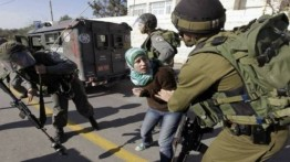 Militer Israel tangkap tiga siswi Palestina di Ramallah