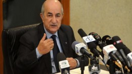 Komite Pemilu Aljazair tetapkan Abdel Majid Tebboune sebagai presiden terpilih