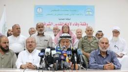 Ulama Gaza gelar aksi bela Al-Aqsa