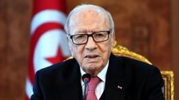Sejumlah Pemimpin negara hadiri upacara pemakaman mantan Presiden Tunisia Essebsi