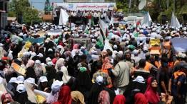 Rakyat Gaza tuntut penghapusan blokade