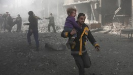 Human Right Watch: 400 warga Suriah gugur dalam Serangan ke Ghouta Timur