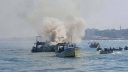 Militer Israel tangkap dan tembak nelayan Palestina di laut Gaza