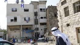 Pemukim Israel menduduki rumah warga Palestina di Hebron
