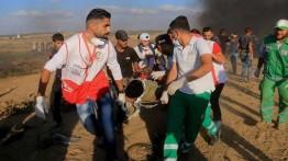 2 remaja Palestina gugur, 415 lainnya luka-luka di Khan Younis