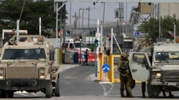 Untuk mengamankan pemilu, Israel tutup seluruh akses menuju Gaza dan Tepi Barat