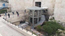 Israel memasang pos pemeriksaan di Gerbang Damaskus, Kota Tua Al-Quds