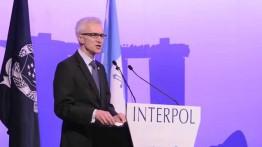 Kepala Kepolisian Otoritas Palestina bertemu jenderal Interpol di Perancis