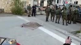 Mencoba menyerang militer Israel, warga Palestina tewas di tempat