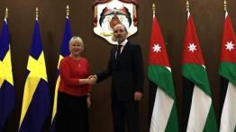 Yordania, Swedia tekankan perlunya dukungan berkelanjutan untuk UNRWA