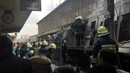 Mesir kembali berduka, kecelakaan kereta api maut di Cairo telan puluhan korban jiwa dan luka-luka