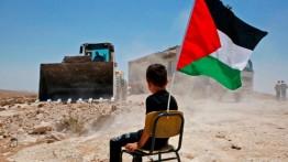 Militer Israel perkuat blokade perkampungan Khan Al-Ahmar
