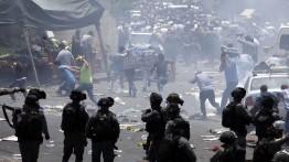 Dinas intelijen Israel prihatin akan eskalasi bentrokan dengan warga Palestina