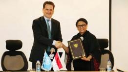 Indonesia salurkan bantuan US $ 1 juta untuk UNRWA
