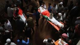 Israel membunuh 32 warga Palestina selama bulan Oktober