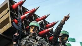 HUT Hamas ke 31, Al-Qassam gelar parade militer di Jalur Gaza
