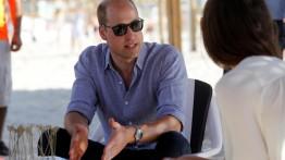 Pangeran William kunjungi pusat pemakaman Yad Vashem Holocaust di Yerusalem
