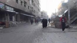 Pasien Palestina di kamp pengungsi Yarmouk kritis
