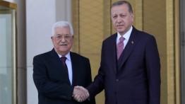 Abbas Puji Dukungan Erdogan untuk Palestina