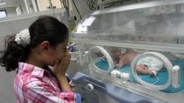 Pelayanan kesehatan anak Rumah Sakit al-Syifa: Blokade Israel membunuh sebagian besar bayi Gaza