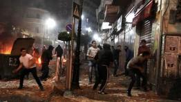 Bentrokan sengit antara militer Israel dan warga Palestina Tubas