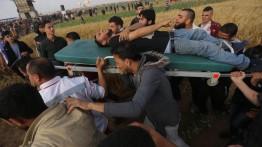 Hadapi demonstran Gaza, pasukan Israel gunakan 'peluru kupu-kupu'