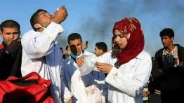2 tim medis Palestina gugur dan 223 luka-luka sejak 30 Maret lalu