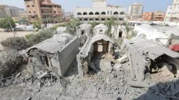 Serangan Israel hancurkan fasilitas pendidikan anak dan pusat budaya di Jalur Gaza