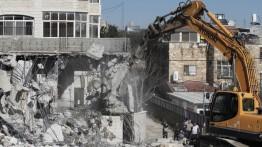 Otoritas Israel Perintahkan Penghancuran 200 Bangunan di Yerusalem Timur