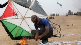 """Israel denda PA atas serangan 'layang-layang teror"""""""