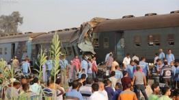 Kepala Badan Otoritas Kereta Api Mesir mengundurkan diri pasca kecelakaan di Alexandria Jumat lalu