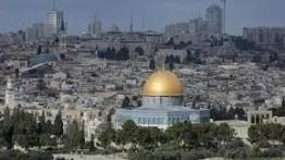 """Opsi """"Yerusalem ibukota dua negara"""" resahkan Israel"""