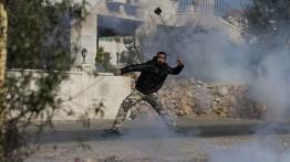 32 warga Palestina luka-luka dalam bentrok di Tepi Barat