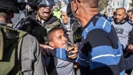 Beginilah cara Israel perlakukan tahanan dibawah umur