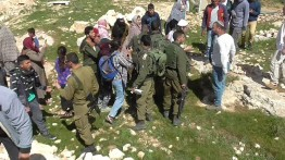 Pemukim Israel menyerang rumah warga Palestina dan berusaha membakar masjid di Hebron