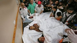 Tiga bocah Palestina meninggal dalam serangan drone Israel