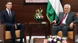 Delegasi AS bertemu pemimpin Palestina dan Israel