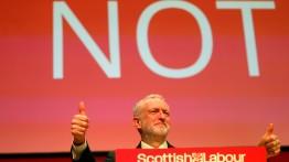 Dukung Palestina, pemimpin Partai Buruh Inggris dituduh antisemit