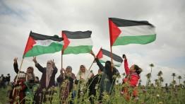 Pencaplokan wilayah dan pembantaian warga Palestina, dibalik ''Great March Of Return'' 30 Maret