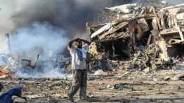 Bom bunuh diri terbesar di Mogadishu tewaskan 276 warga sipil