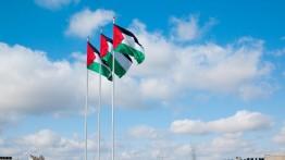 RUU Israel baru: Hukuman 1 tahun penjara bagi yang mengangkat bendera Palestina